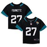 Infant Nike Leonard Fournette Black Jacksonville Jaguars Player Game Jersey