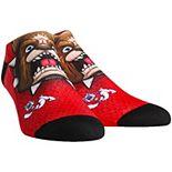 Youth Fresno State Bulldogs Mascot Low Socks
