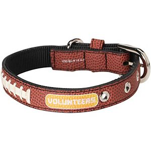 Auburn Tigers Plaid Dog Collar