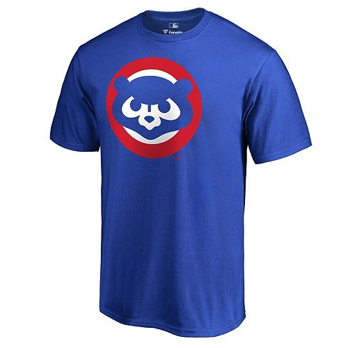 Men's Fanatics Branded Royal Chicago Cubs Cooperstown Collection Huntington T-Shirt