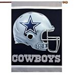 "Dallas Cowboys Double-Sided 28"" x 40"" Banner"