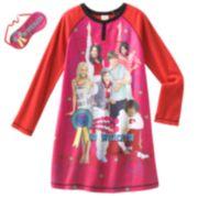 High School Musical Wildcats Fleece Nightgown