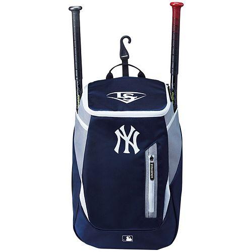 Louisville Slugger New York Yankees Genuine Stick Backpack
