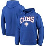 Men's Stitches Royal Chicago Cubs Team Pullover Hoodie