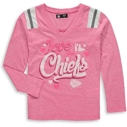 New Era NFL Kansas City Chiefs Team Logo T-Shirt