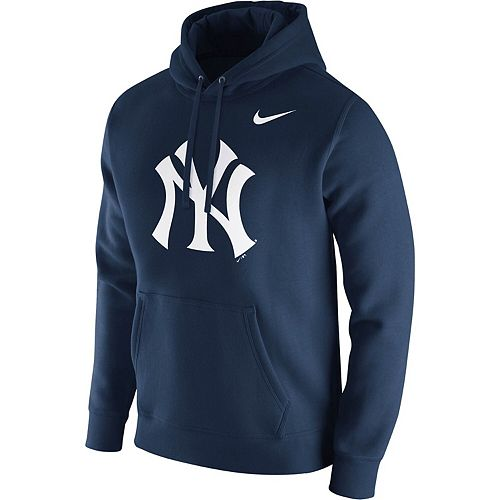 Men's Nike Navy New York Yankees Franchise Hoodie