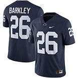 Men's Nike Saquon Barkley Navy Penn State Nittany Lions Alumni Player Game Jersey