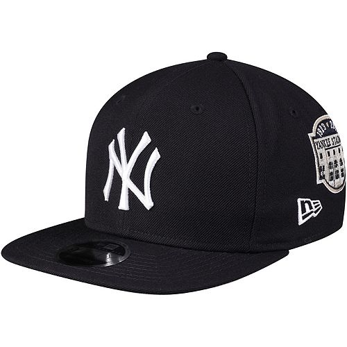 Men's New Era Navy New York Yankees NYC 9FIFTY Adjustable Snapback Hat
