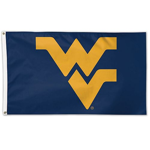 WinCraft West Virginia Mountaineers Deluxe 3' x 5' One-Sided Flag