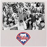 "Philadelphia Phillies 4"" x 6"" Aluminum Picture Frame"