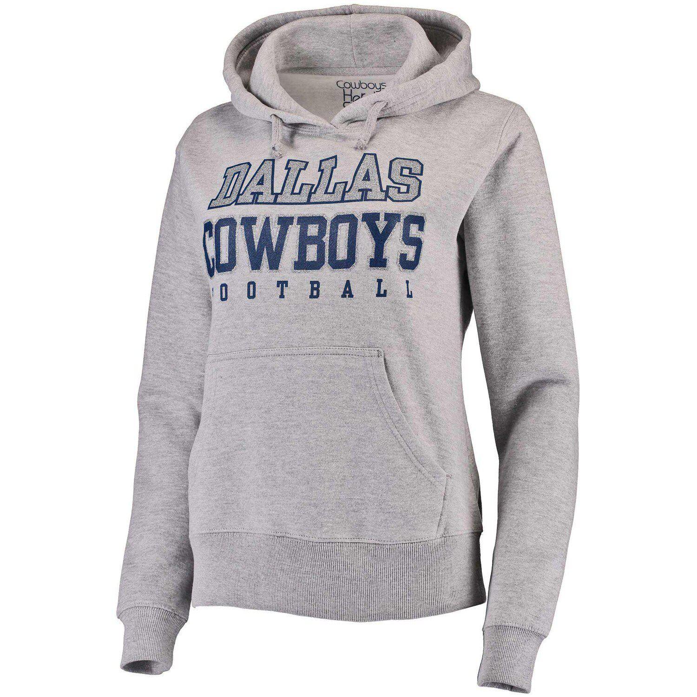 cowboys womens sweatshirt