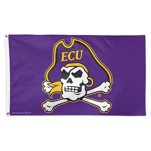 WinCraft East Carolina Pirates 3' x 5' Deluxe Flag