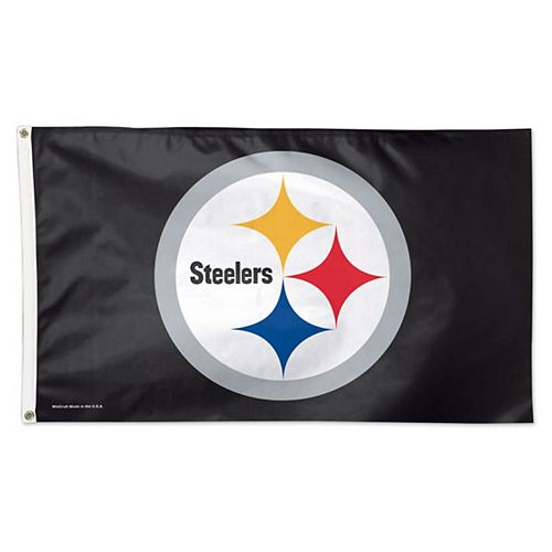 WinCraft Pittsburgh Steelers Deluxe 3' x 5' Flag
