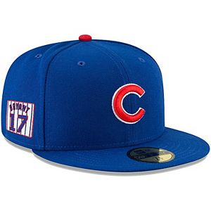 Kris Bryant Chicago Cubs New Era Player Patch 59FIFTY Fitted Hat  Royal