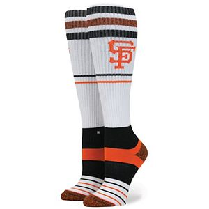 Women's Stance San Francisco Giants Tall Boot Tube Socks