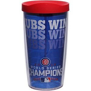 Tervis Chicago Cubs 16oz. 2016 World Series Champions Cubs Win Tumbler