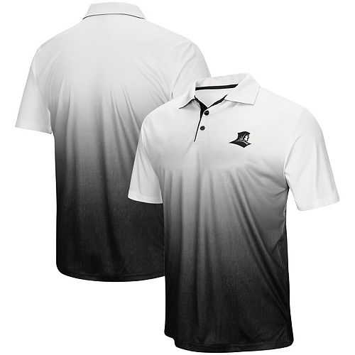 Men's Colosseum Heathered Gray Providence Friars Magic Team Logo Polo