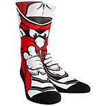 Youth Texas Tech Red Raiders Mascot & Logo Crew Socks