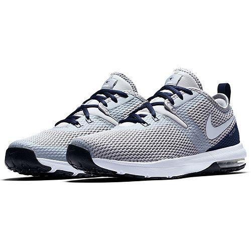 Men's Nike GrayNavy Dallas Cowboys Air Max Typha 2 Shoes