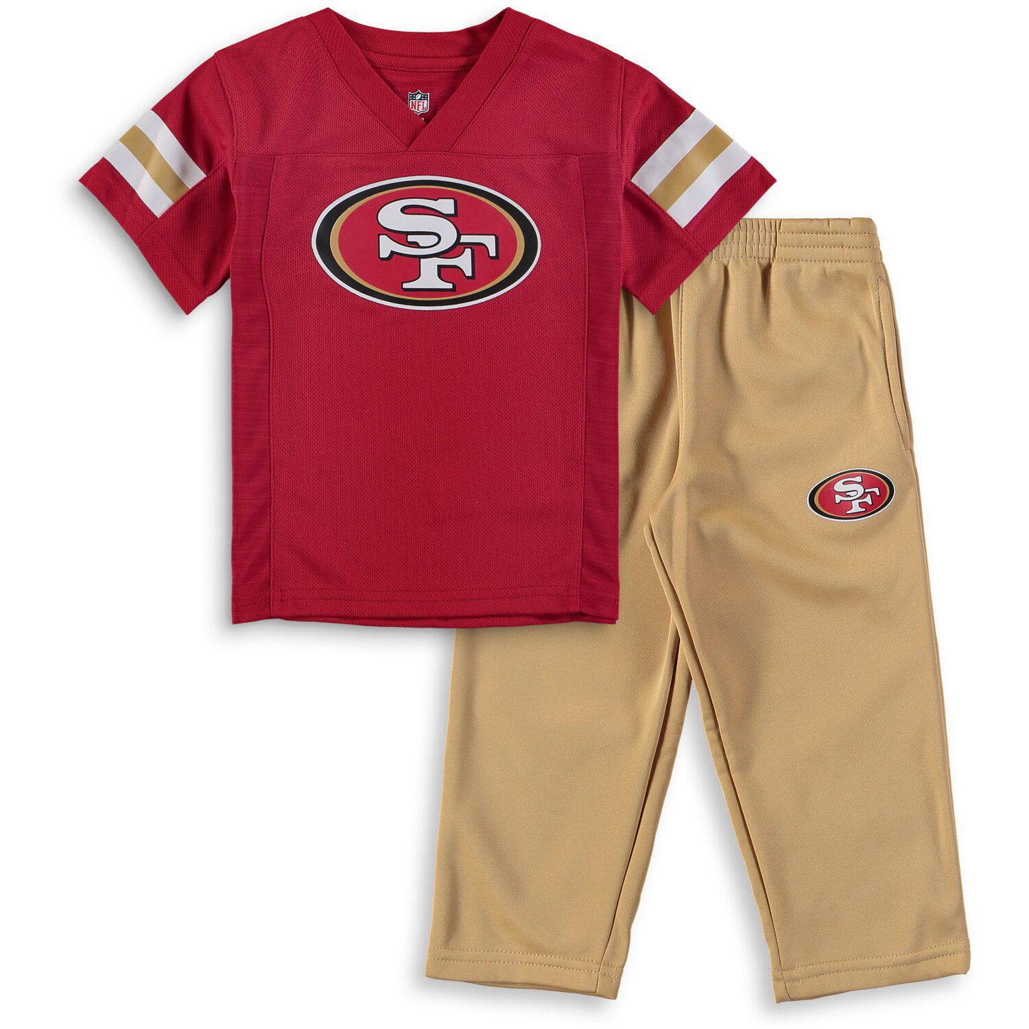 49ers toddler jersey