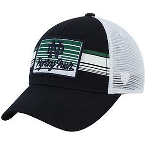 Notre Dame Fighting Irish Top of the World Angler Bucket Hat Navy Blue