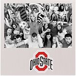 """Ohio State Buckeyes 4"""" x 6"""" Aluminum Picture Frame"""