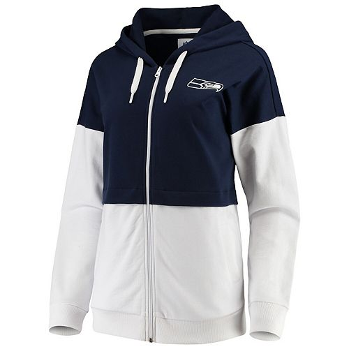 innovative design 80fd9 2b15e Women's G-III 4Her by Carl Banks College Navy/White Seattle ...