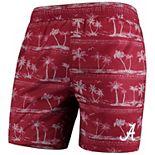 Men's Colosseum Crimson Alabama Crimson Tide Maui Swim Shorts