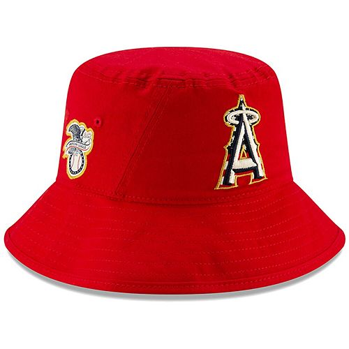 quality design buy sale buy popular Men's New Era Red Los Angeles Angels 2019 Stars & Stripes 4th of ...