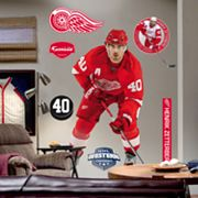 Fathead Detroit Red Wings Henrik Zetterberg Wall Decal