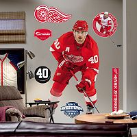 Fathead® Detroit Red Wings Henrik Zetterberg Wall Decal