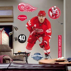 Fathead Detroit Red Wings Henrik Zetterberg Wall Decal