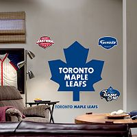 Fathead® Toronto Maple Leafs Logo Wall Decal