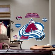 Fathead Colorado Avalanche Logo Wall Decal