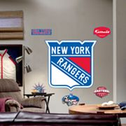 Fathead New York Rangers Logo Wall Decal