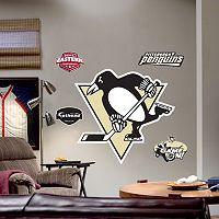 Fathead® Pittsburgh Penguins Logo Wall Decal