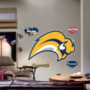 Fathead Buffalo Sabres Logo Wall Decal