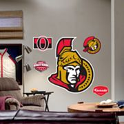 Fathead Ottawa Senators Logo Wall Decal