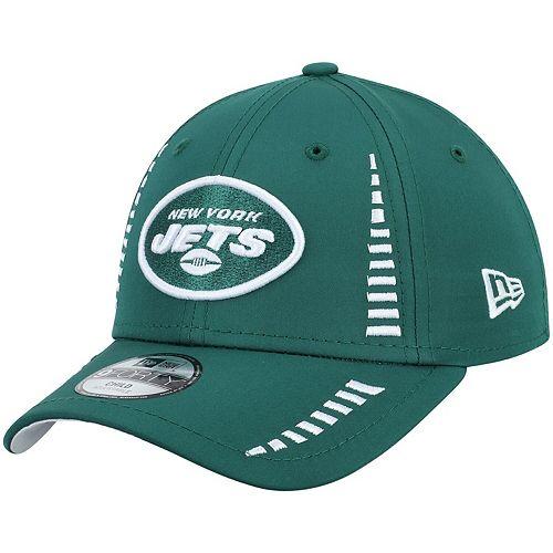 Preschool New Era Green New York Jets Speed 9FORTY Adjustable Hat