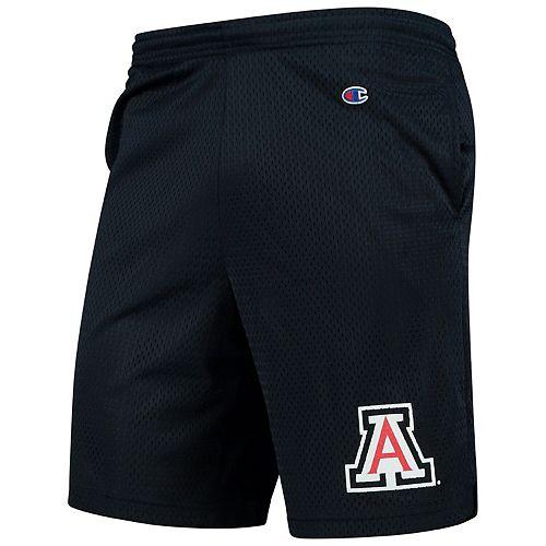 Men's Champion Navy Arizona Wildcats College Mesh Shorts