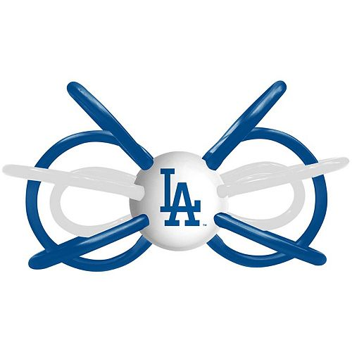 Newborn & Infant Los Angeles Dodgers Winkel Teether Rattle