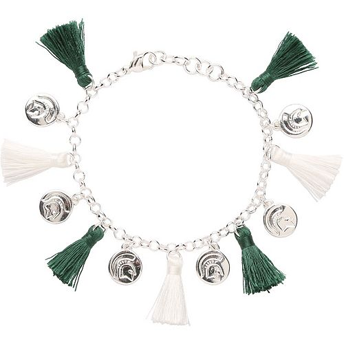 Women's Michigan State Spartans Harmony Bracelet