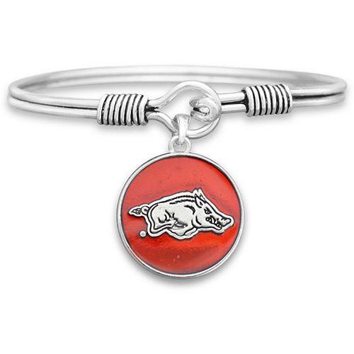 Arkansas Razorbacks Campus Chic Team Bracelet