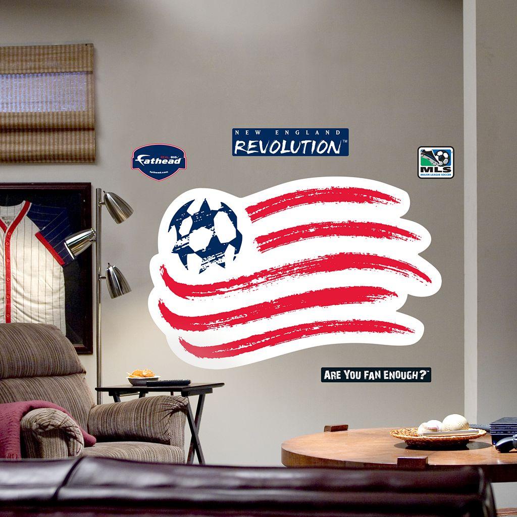Fathead® New England Revolution Logo Wall Decal