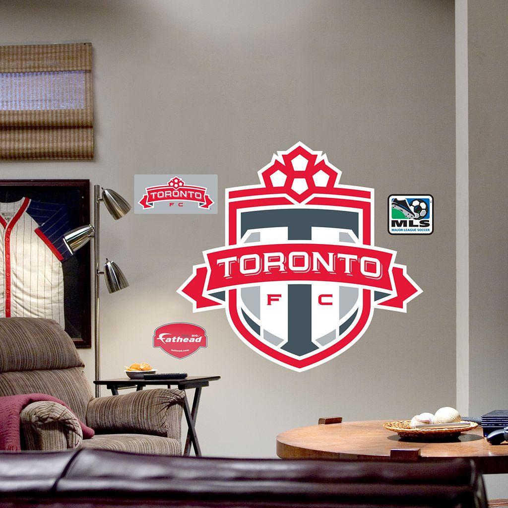 Fathead® Toronto FC Logo Wall Decal