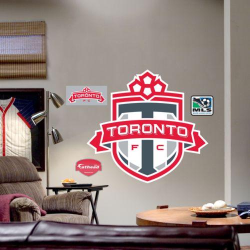 Fathead Toronto FC Logo Wall Decal