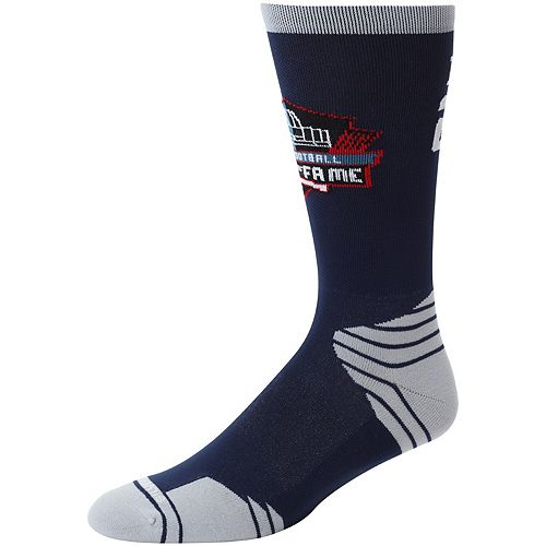Men's Ty Law New England Patriots Hall of Fame Player Crew Socks