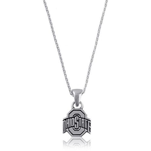 Women's Dayna Designs Ohio State Buckeyes Pendant Necklace
