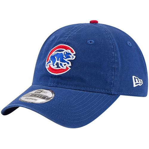 Men's New Era Royal Chicago Cubs Core Fit Replica Alternate 49FORTY Fitted Hat