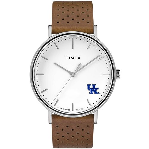 Timex Kentucky Wildcats Bright Whites Tribute Collection Watch